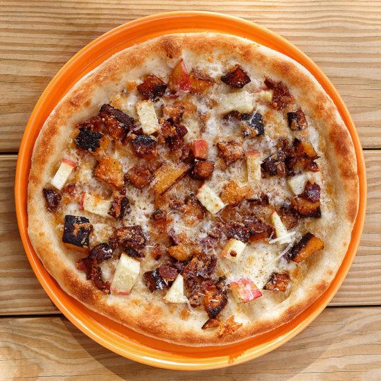 Volante-Nut Pizza